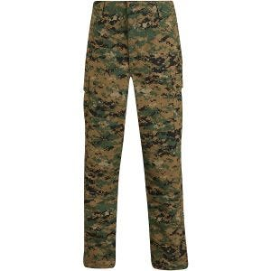 Propper pantaloni Uniform BDU in policotone ripstop in Digital Woodland