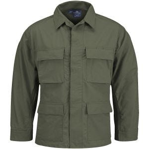 Propper giacca BDU Uniform in policotone RipStop verde oliva