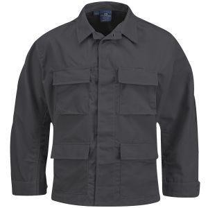 Propper giacca BDU in policotone Ripstop in grigio scuro