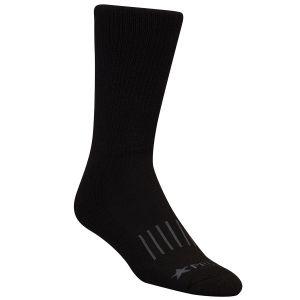 Propper calzini da stivale in lana in nero