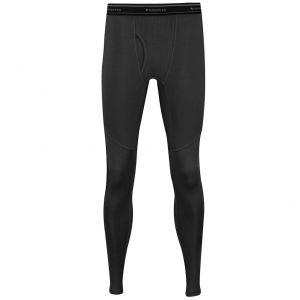 Propper sottopantalone per abbigliamento a strati in cotone di medio peso nero