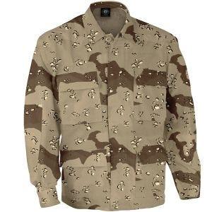 Propper giacca BDU in policotone Ripstop in Desert 6 colori