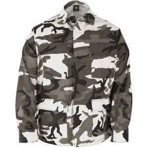 Propper giacca BDU Uniform in policotone Ripstop in Urban