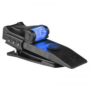 QuiqLite torcia elettrica PRO con LED bianco/blu