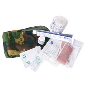 Web-Tex kit di primo soccorso small in DPM