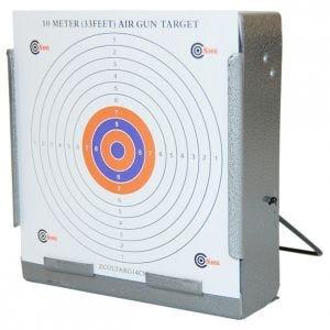 SMK supporto per bersaglio raccoglipallottole 14 x 14