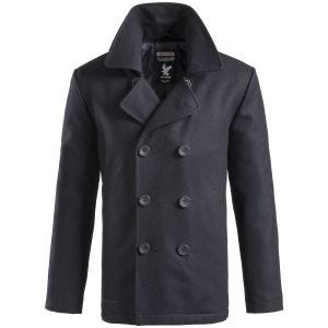 Surplus cappotto Caban in Navy