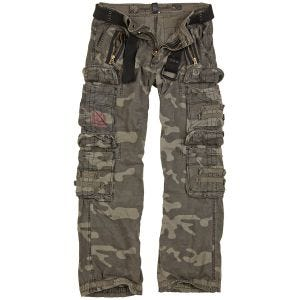 Surplus pantaloni Royal Traveler in Royal Camo