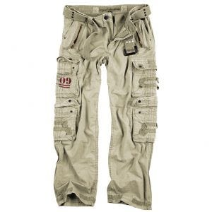 Surplus pantaloni Royal Traveler in Royal white
