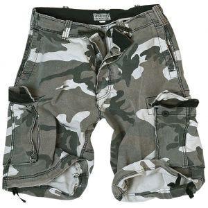 Surplus shorts vintage effetto slavato in Urban