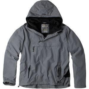 Surplus giacca a vento in grigio
