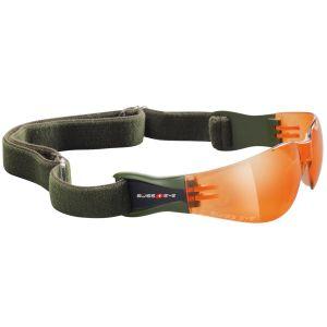 Swiss Eye occhiali Cross Country Outbreak in arancione