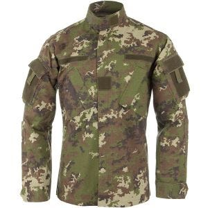 Teesar camicia Combat ACU in Vegetato Woodland