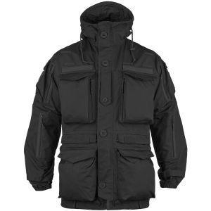 Teesar giacca smock Generation II in nero