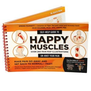 Tiger Tail guida ai muscoli The Happy Muscles
