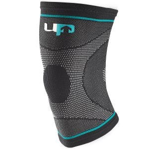 Ultimate Performance supporto per ginocchio elastico Level 2 in nero