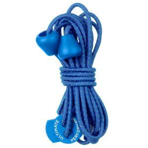 Ultimate Performance lacci elastici riflettenti in Royal Blue