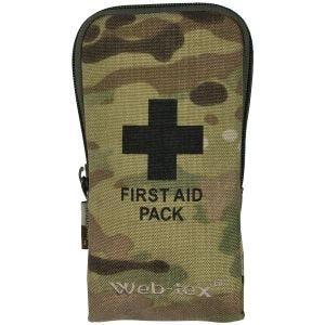 Web-Tex kit di primo soccorso small in MultiCam