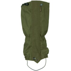 Wisport ghette Yeti in Olive Green