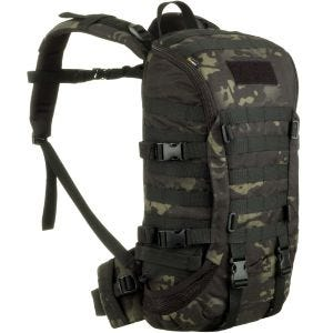 Wisport zaino ZipperFox 25L in MultiCam Black