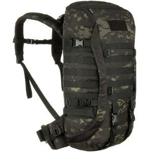 Wisport zaino ZipperFox 40L in MultiCam Black