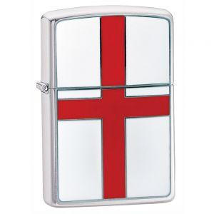 Zippo accendino con bandiera inglese